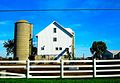 White Barn with Two Silos - panoramio (1).jpg