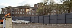 Whitelands Teacher Training College, pictured in 2005 while undergoing conversion to residential accommodation.