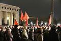 Wien - Demo gegen Akademikerball, Heldenplatz.JPG