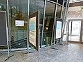 WikiCon 2014-Informationstafeln im Foyer (2).JPG