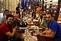 WikiSampa 12 Meetup Group Photo Evening IMG 0389.jpg