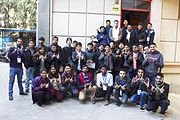 Wiki Loves Earth 2016 in Nepal Felicitation Program - December 13.jpg