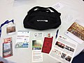 Wikimania 2012 packet.jpg