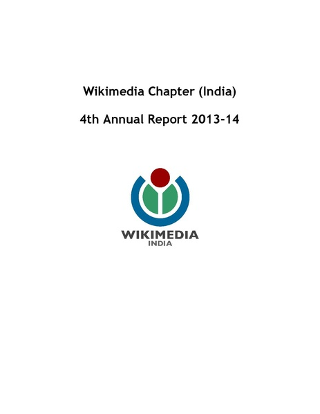 File:Wikimedia-India-Annual-Report-2013-14.pdf