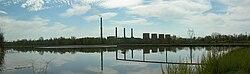 The Zakłady Chemiczne Blachownia (pictured) and Zakłady Azotowe Kędzierzyn S.A. power plants in Kędzierzyn-Koźle.