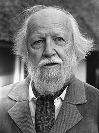 William Golding 1983.