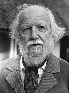 William Golding British novelist, poet, and playwright