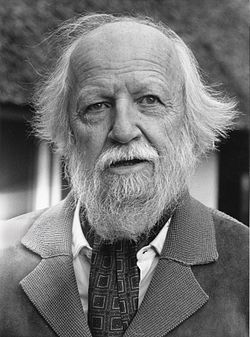 William Golding vuonna 1983