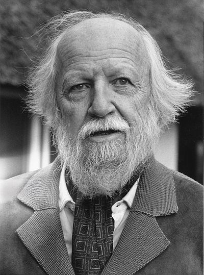 Picture of an author: William Golding