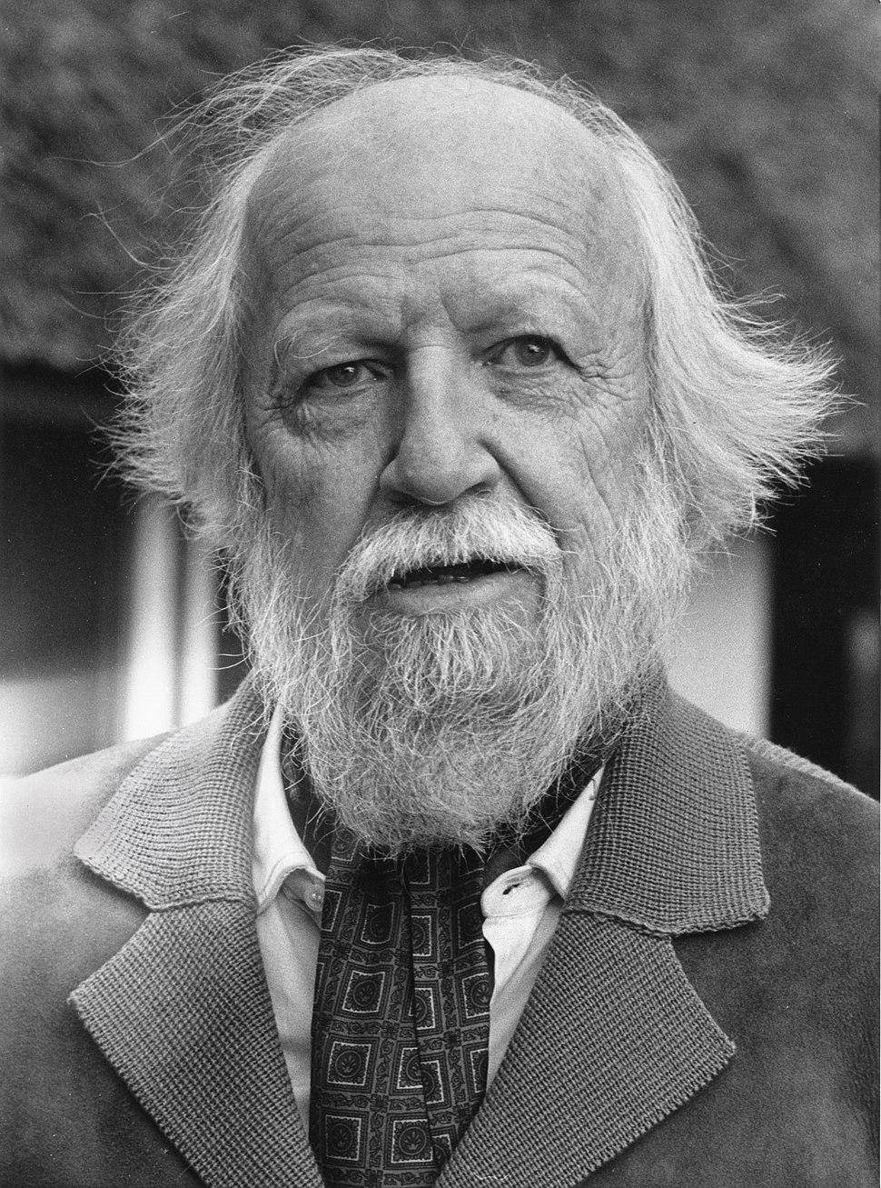 William Golding 1983