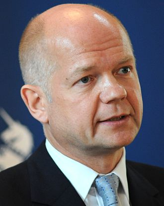 First Secretary of State - Image: William Hague, Foreign Sec (crop)