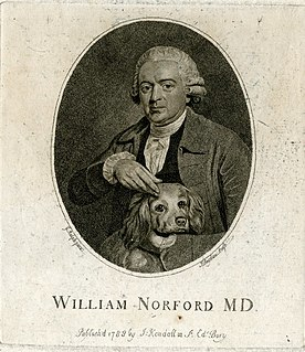 William Norford English medical practitioner and writer