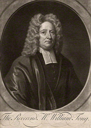 William Tong (minister) - William Tong, engraving by John Simon from a portrait by John Wollaston.