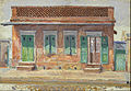 William Woodward - House on Dumaine Street, New Orleans - Google Art Project.jpg