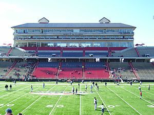 Williams Stadium - Center