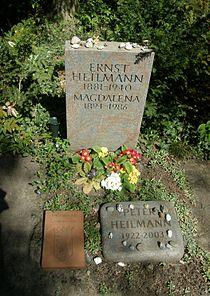 Wilmersdorfer Waldfriedhof Stahnsdorf - Grab Heilmann.jpg