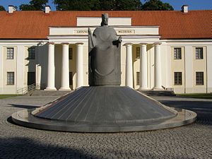 Clara Rockmore - Vilnius, the city where Rockmore was born.