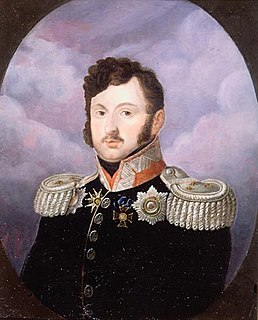 nobleman, political activist and military leader