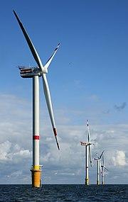 windmills thornton banks