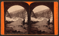 Winter among the Alleghenies, under the track at horseshoe, on the P. R. R, by R. A. Bonine.png