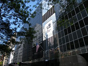 WNYW - The Fox Television Center, 205 East 67th Street in New York City, was opened by DuMont on June 14, 1954 as the DuMont Tele-Centre and is the station's current studio.