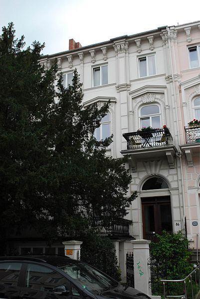 Datei wohnhaus in bremen mathildenstra e 86 jpg wikipedia for Garten 86 bremen