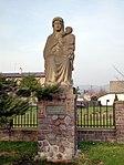 Wola Filipowska - kościół pw. św. Maksymiliana Kolbe i Królowej Polski (05) - figurka MB.jpg