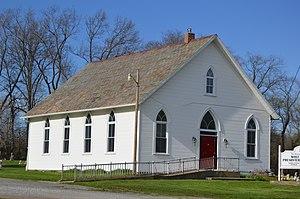 Worth Township, Butler County, Pennsylvania - Wolf Creek Presbyterian Church