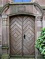 Wolframs-Eschenbach Liebfrauenmünster außen Tür 1.jpg