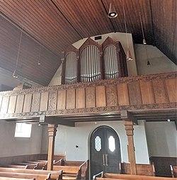 Wolfratshausen, Evangelische Kirche, Innenraum (7).jpg