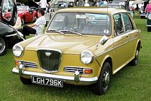 Description de l'image Wolseley 1300 March 1972 1275 cc.JPG.