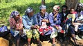 Women in Meru, Kenya, examining Menstrual Cups (5926670894).jpg