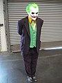 WonderCon 2012 - Jack Nicholson Joker (6873034886).jpg