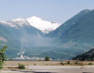 Woodfibre, British Columbia - Image: Woodf 4a