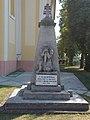 World War I memorial (1926), Sári, 2017 Dabas.jpg