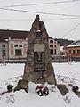 World War I memorial in Krahulov, Třebíč District.JPG