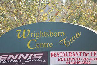 Wrightsboro, North Carolina - Wrightsboro Center Two in Wrightsboro
