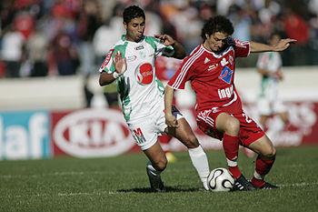 Wydad Casablanca vs Raja de Casablanca%2C November 16 2008-05