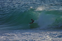 Surfing locations in the Capes region of South West Western