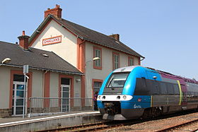 Image illustrative de l'article Gare de Challans