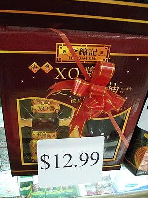 XO sauce - Image: XO sauce