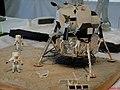 XVI Open de Plastimodelismo de Catanduva. Nave Apollo que pousou na Lua. - panoramio (1).jpg