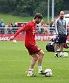 Xabi Alonso Training FC Bayern München-2.jpg