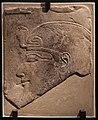 Xviii dinastia, rilievo di re thoetmosis III, da tebe, 1458-1425 ac ca.jpg