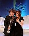 Yael und Michael Ronen - Nestroy-Theaterpreis 2013 b.jpg