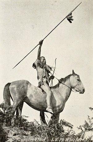Yakama - Image: Yakamawarrior