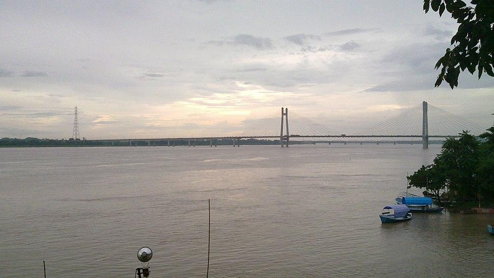 Yamuna river, Allahabad