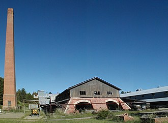 Yarralumla, Australian Capital Territory - The Yarraluma brickworks in 2006