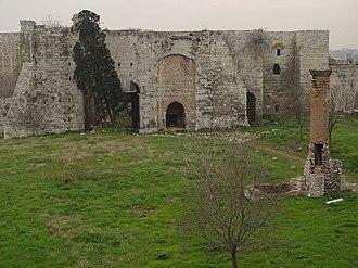 Yedikule Fortress - Image: Yedikule 4324