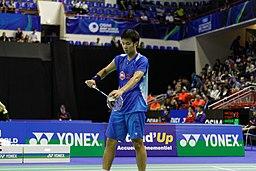 Yonex IFB 2013 - Quarterfinal - Lee Chong Wei vs Boonsak Ponsana 20